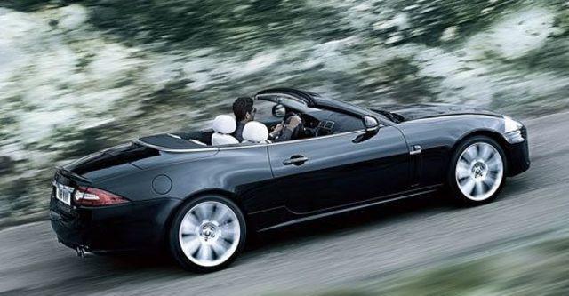 2010 Jaguar XKR 5.0 V8 Convertible  第3張相片