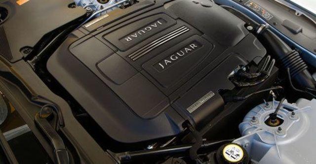 2010 Jaguar XKR 5.0 V8 Convertible  第5張相片
