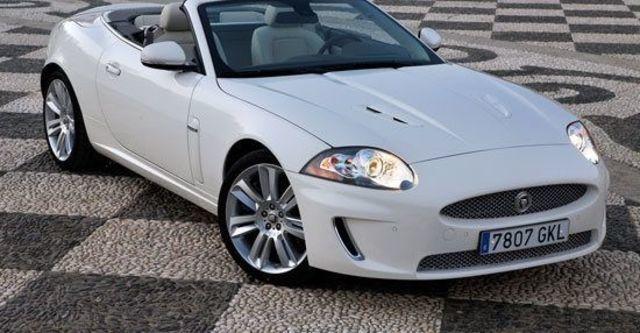 2010 Jaguar XKR 5.0 V8 Convertible  第7張相片