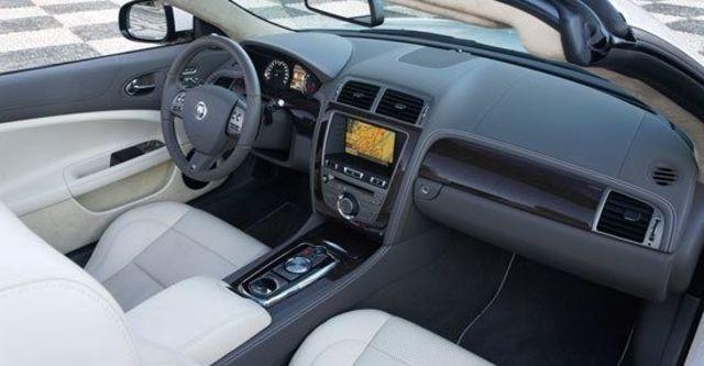 2010 Jaguar XKR 5.0 V8 Convertible  第9張相片