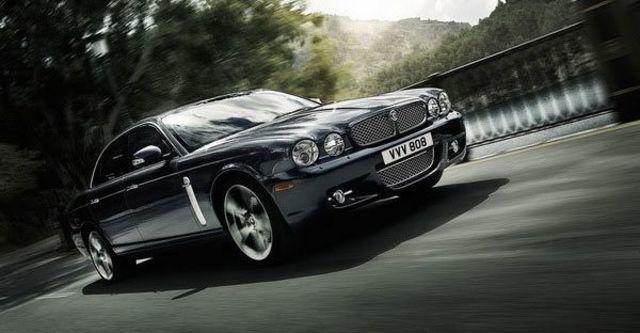 2009 Jaguar Sovereign 4.2  第1張相片