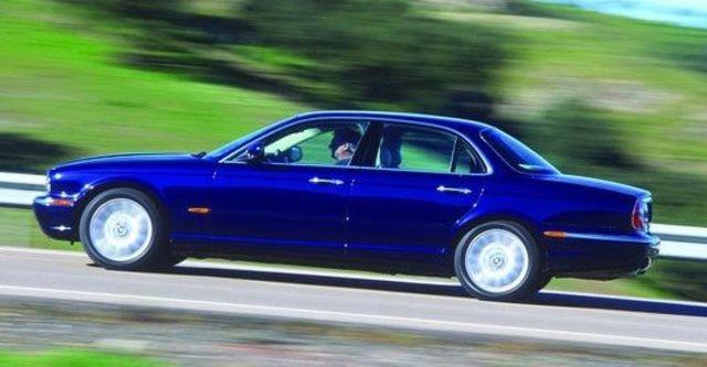2009 Jaguar Sovereign 4.2  第3張相片