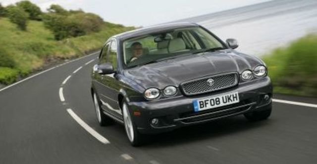 2009 Jaguar X-Type 3.0 AWD  第3張相片