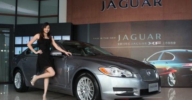2009 Jaguar XF 3.0 Luxury  第1張相片