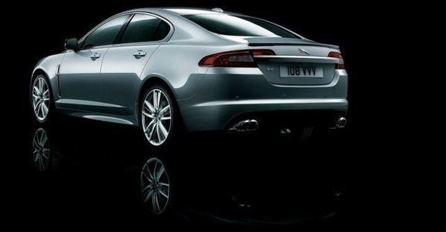 2009 Jaguar XF 3.0 Luxury  第7張相片
