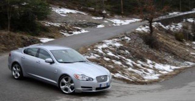 2009 Jaguar XF 3.0 Premium  第3張相片