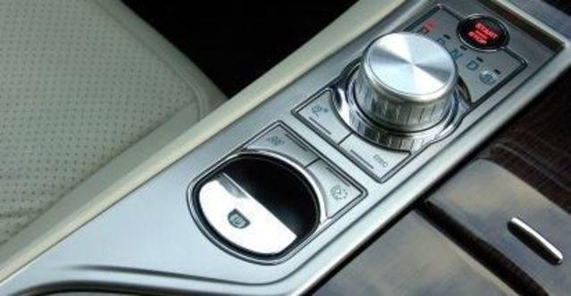 2009 Jaguar XF 3.0 TDV6  第5張相片