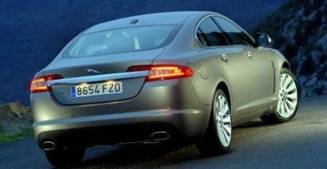 2009 Jaguar XF 3.0 TDV6  第7張相片