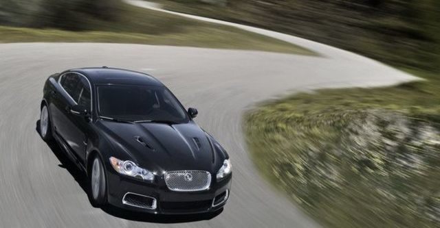 2009 Jaguar XF R 5.0 V8  第8張相片