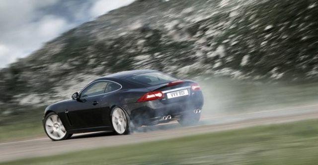 2009 Jaguar XK R 5.0 V8  第5張相片