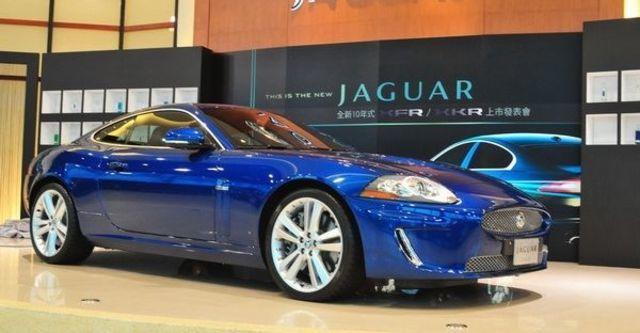 2009 Jaguar XK R 5.0 V8  第10張相片