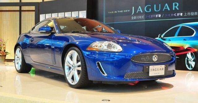 2009 Jaguar XK R 5.0 V8  第11張相片