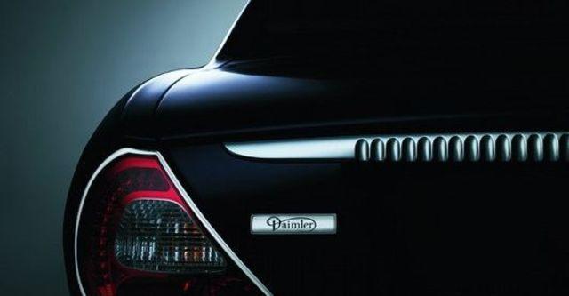2008 Jaguar Daimler 4.2S  第3張相片