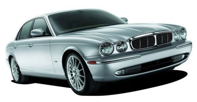 2008 Jaguar Sovereign 3.5  第1張相片