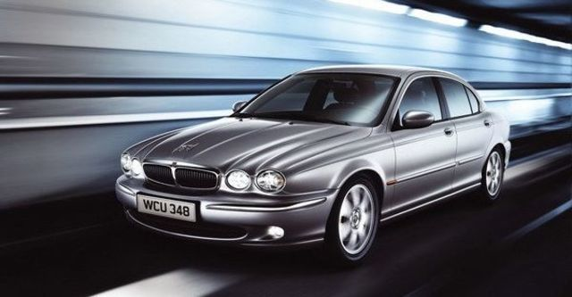2008 Jaguar X-Type 2.1  第1張相片