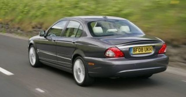 2008 Jaguar X-Type 2.1  第4張相片