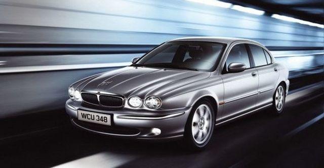 2008 Jaguar X-Type 3.0 Sport  第1張相片