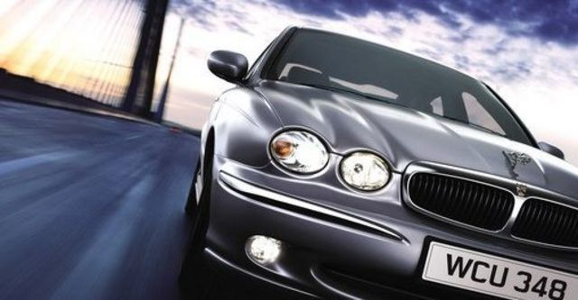 2008 Jaguar X-Type 3.0 Sport  第8張相片