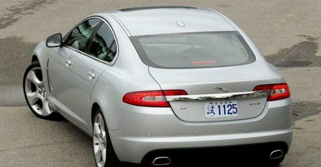 2008 Jaguar XF 4.2 SV8  第4張相片
