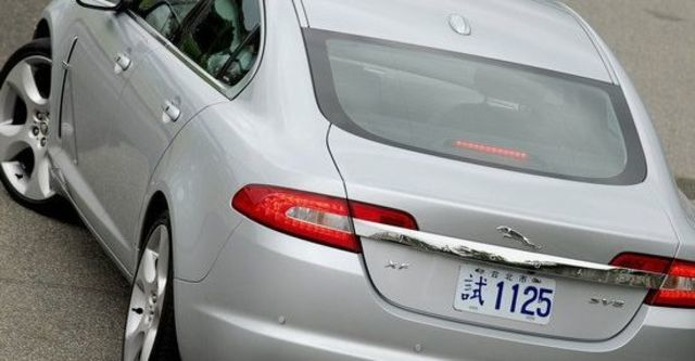2008 Jaguar XF 4.2 SV8  第6張相片