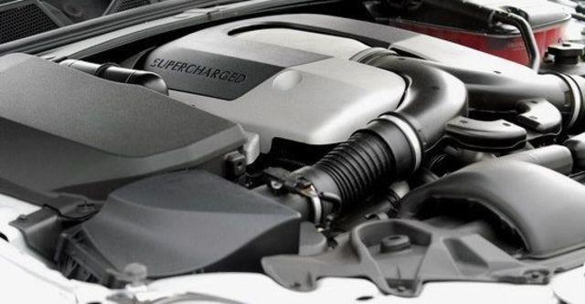 2008 Jaguar XF 4.2 SV8  第9張相片