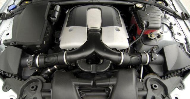 2008 Jaguar XF 4.2 SV8  第10張相片