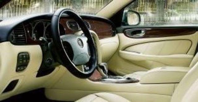 2008 Jaguar XJ6 L 3.0  第8張相片
