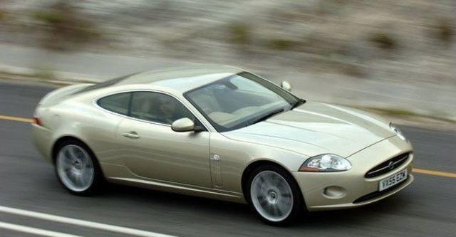 2008 Jaguar XK 4.2  第1張相片