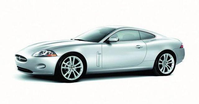2008 Jaguar XK 4.2  第7張相片