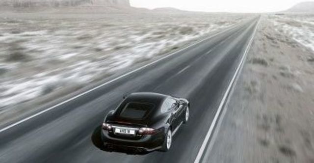 2008 Jaguar XK R 4.2S  第6張相片