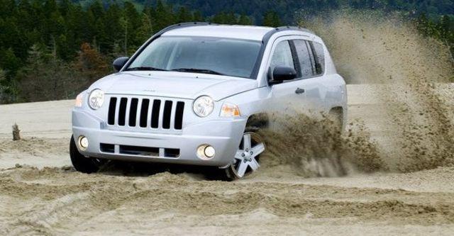 2009 Jeep Compass 2.4  第1張相片