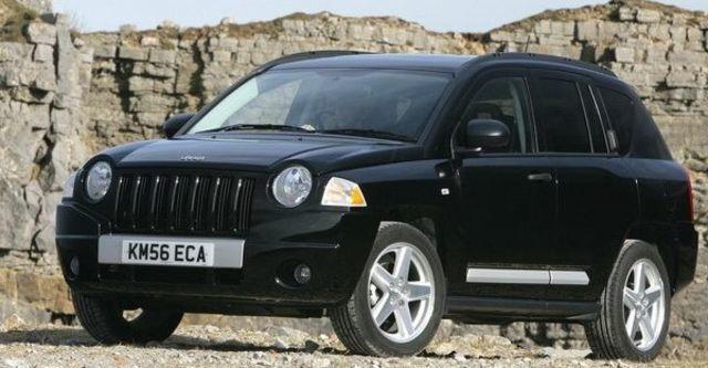 2009 Jeep Compass 2.4  第7張相片