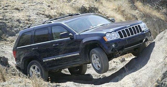 2008 Jeep Grand Cherokee 3.7  第1張相片