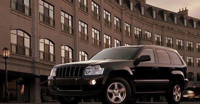 2008 Jeep Grand Cherokee 3.7  第6張相片