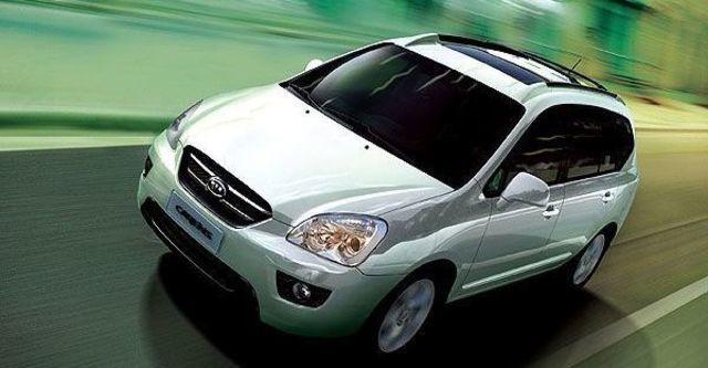 2008 Kia Euro Carens 2.0 CRDi 時尚版  第3張相片