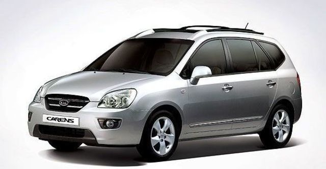 2008 Kia Euro Carens 2.0 CRDi 頂級版  第1張相片