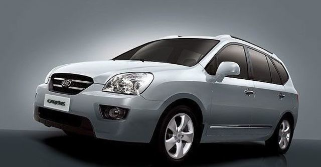 2008 Kia Euro Carens 2.0 CRDi 頂級版  第6張相片