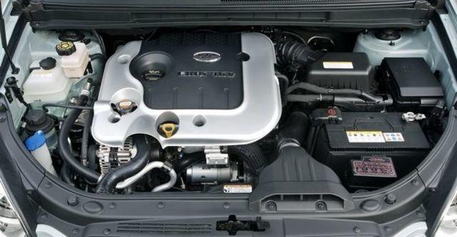 2008 Kia Euro Carens 2.0 CRDi 頂級版  第9張相片