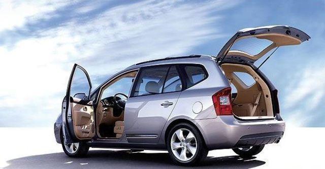 2008 Kia Euro Carens 2.0 頂級版  第7張相片