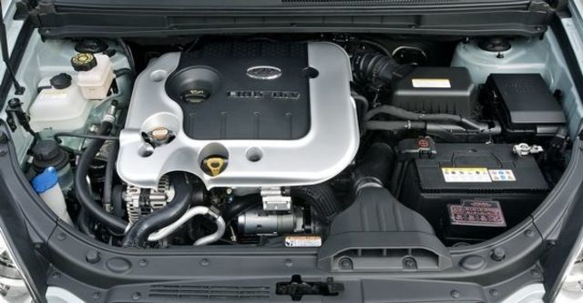 2008 Kia Euro Carens 2.0 頂級版  第9張相片