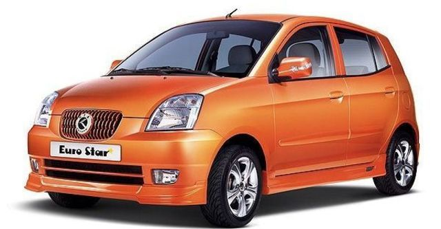 2008 Kia Euro Star 1.1 亮眼版  第1張相片