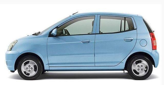 2008 Kia Euro Star 1.1 星動版  第4張相片