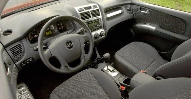 2008 Kia Sportage 2.0 4WD  第6張相片