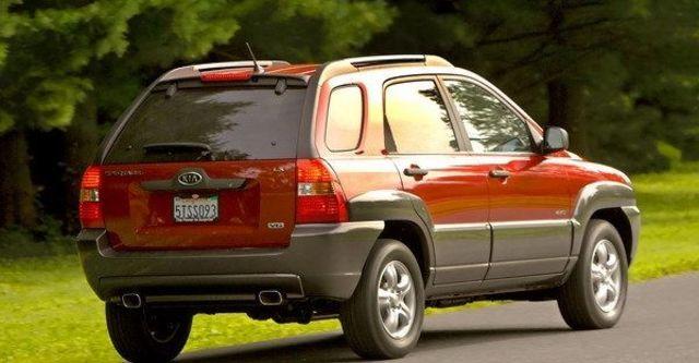 2008 Kia Sportage 2.0 CRDi尊爵版  第3張相片