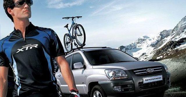 2008 Kia Sportage 2.0 CRDi尊爵版  第8張相片