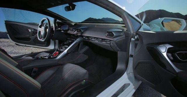 2015 Lamborghini Huracan LP 610-4 Coupe  第7張相片