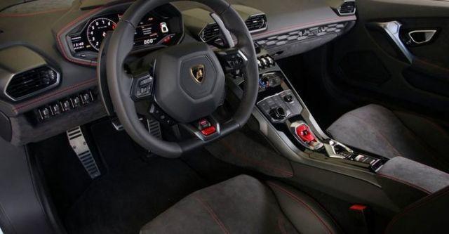 2015 Lamborghini Huracan LP 610-4 Coupe  第8張相片