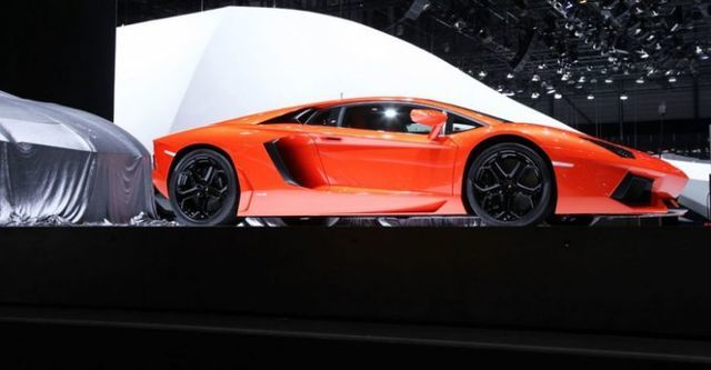 2014 Lamborghini Aventador LP 700-4  第1張相片