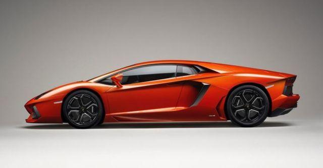 2014 Lamborghini Aventador LP 700-4  第4張相片