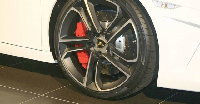 2014 Lamborghini Gallardo LP 560-4 Coupe  第2張相片